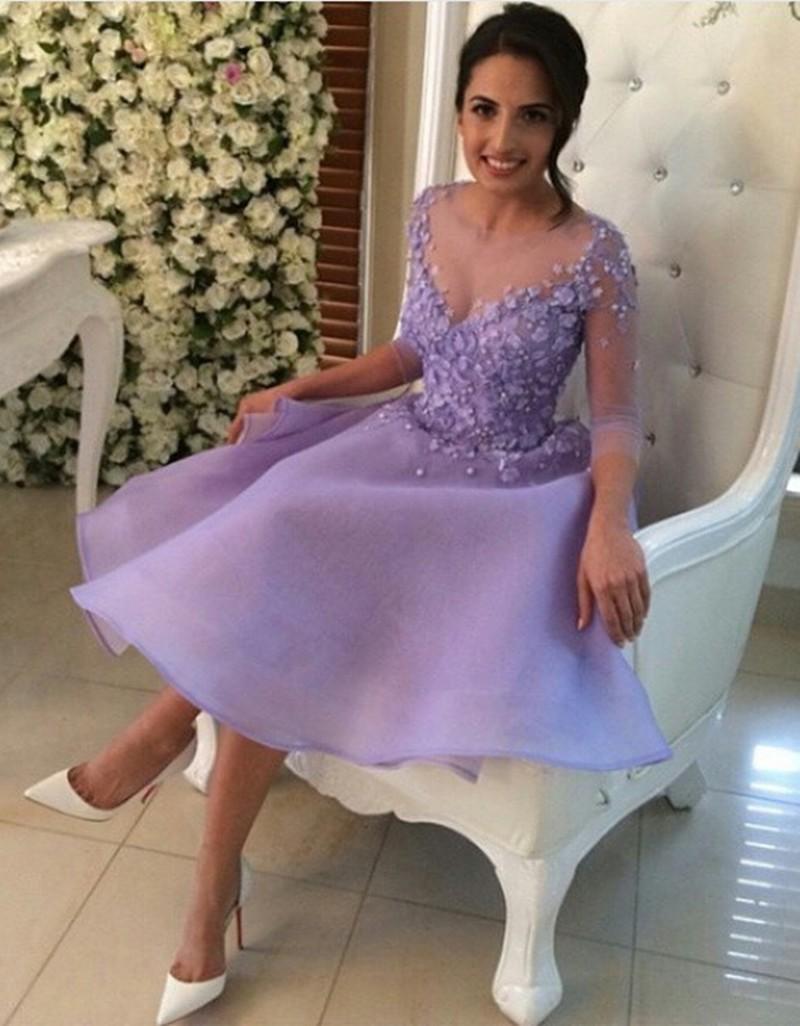 Fantástico Vestidos De Fiesta Para Niñas Compras En Línea Foto ...