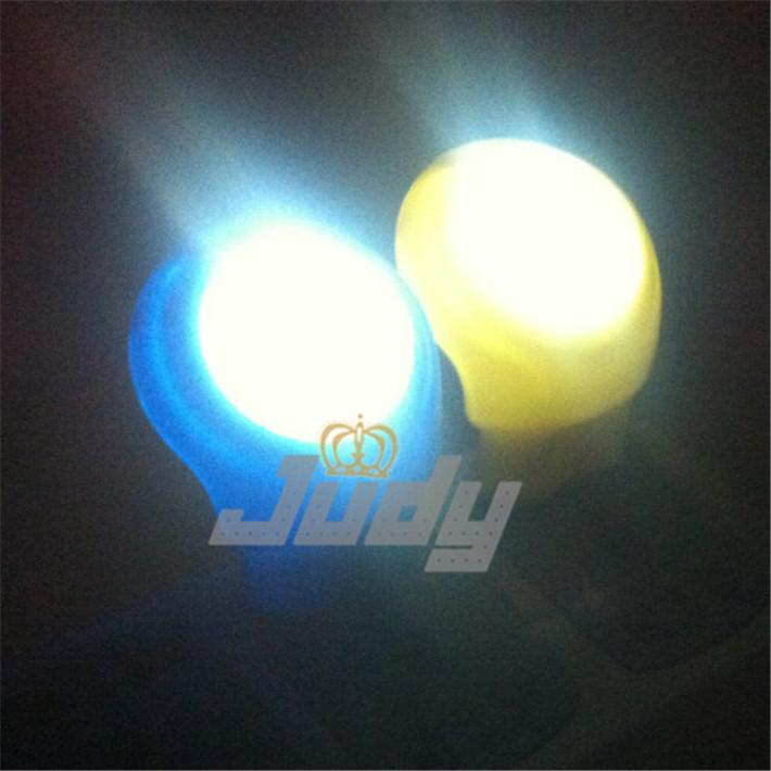 light sensor EU plug blue yellow night lights Auto Sensor Baby Bedroom Lamp light sensor/control/induction(China (Mainland))