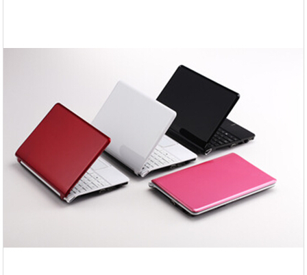 Good Quality used brand name laptop win7 N2500 1.8GHz RAM 1G ROM 160G 10inch laptop notebook(China (Mainland))