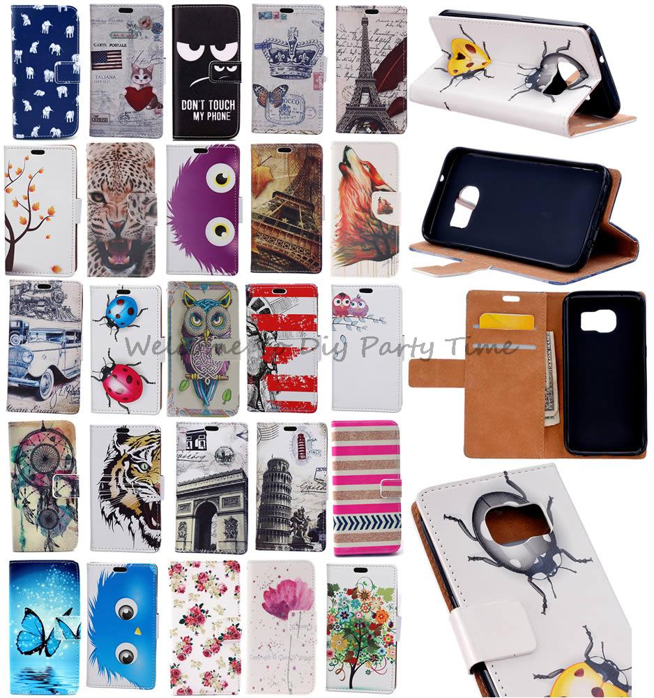 Lenovo K5 Plus Lemon 3 PU Leather Luxury Case Cover Card Wallet Stand  -  Supper Cartoon Store store