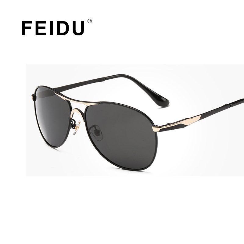 FEIDU 2016 Polarized Sunglasses Men Brand Design Driving Mirror Sun glasses Male Fishing Female Outdoor Sport Eyewear For Men(China (Mainland))