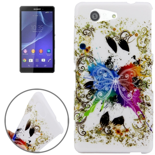 New Arrival multichice Pattern TPU Case for Sony Xperia Z3 Compact(China (Mainland))