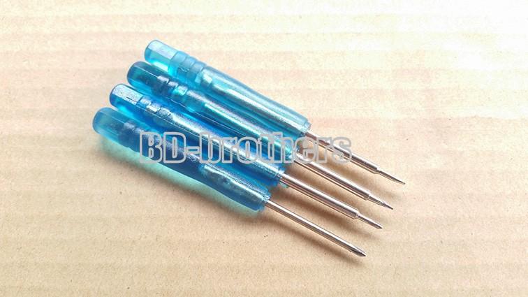 Good Qulity 0.8 Pentalobe /1.5,2.0 Phillips / 1.5 Straight Blue  Screwdrivers Tools for i Phone Phone Repair 5000pcs/lot<br><br>Aliexpress