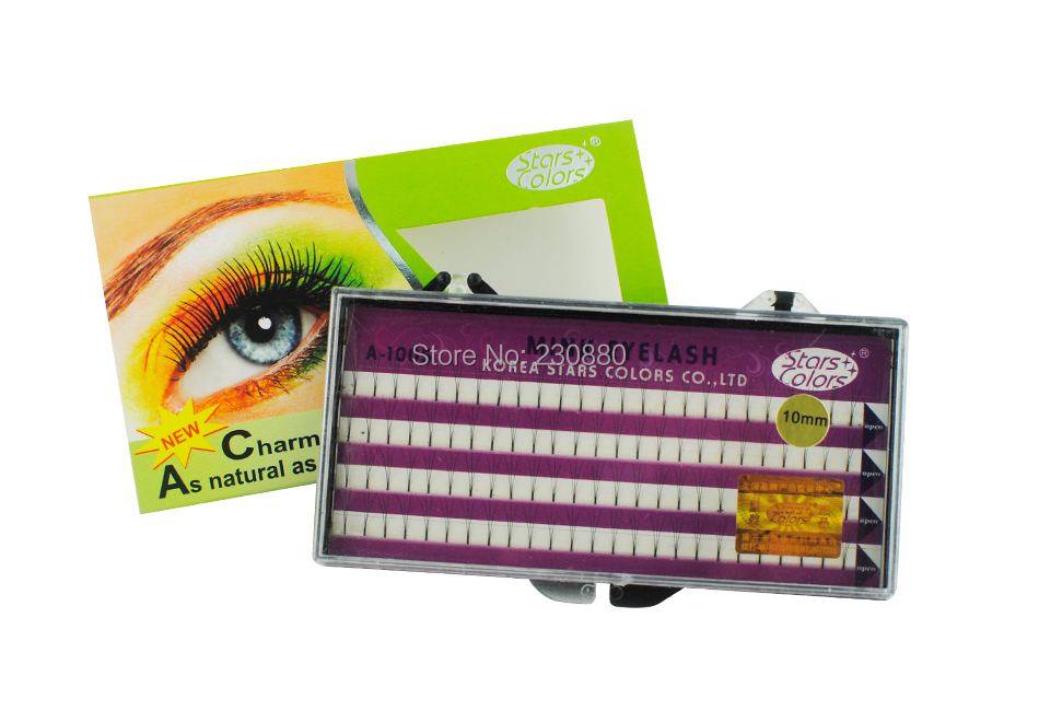 Wholesale price high quality W shape mink korea eyelash extension()
