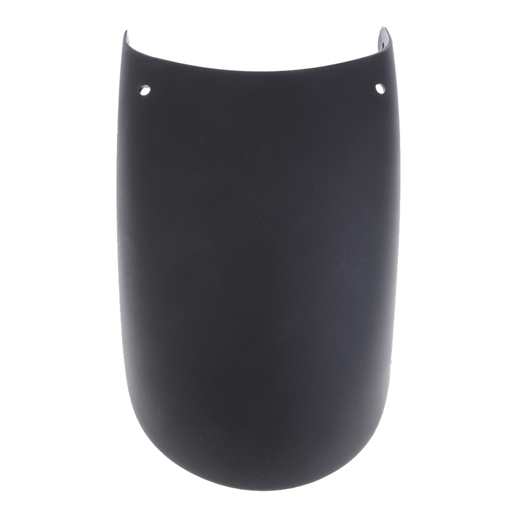 Black Motorcycle Extender Front Mudguard Extension Durable Motorcycle Mudguards For Honda