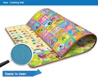 2014 New Kids Learning Math Baby Play Mats Carpet /Children Two-sided Crawling Pad Picnic Outdoor Climb Blanket 22