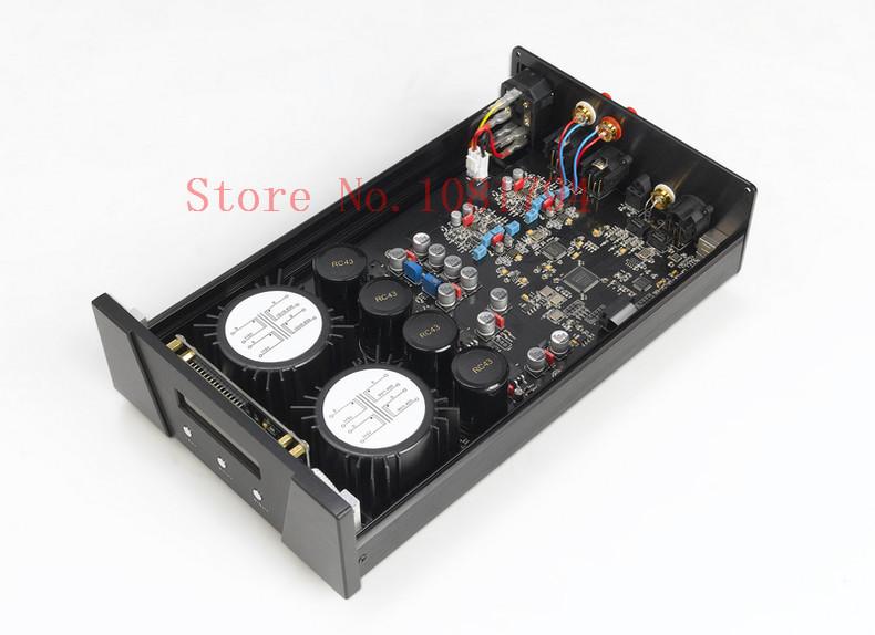 Аудио усилитель Tianlai ES9018 HIFI XMOS USB 384K DSD : /aes /ebu /USB DAC-20140516001 music hall xiangsheng dac 01a xmos u8 usb dac tube stereo d a converter headphone amplifier