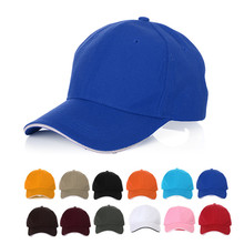 Big Sale Summer Style Baseball Cap Men Women Outdoor Sport Tennis Hiking Ball Caps Breathable Team Hat Customize 13 Colors(China (Mainland))