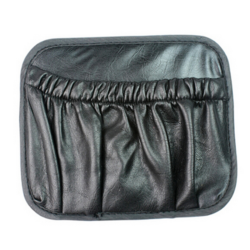 buy car interior accessories multi purpose black pu storage box sundries bag. Black Bedroom Furniture Sets. Home Design Ideas