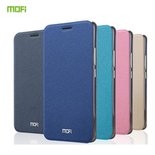 Meizu M3S Case Meizu M3 Note Case Original Mofi Luxury Stand PU Leather Flip Back Cover Case For Meizu M3 Mini Phone Cases Shell(China (Mainland))