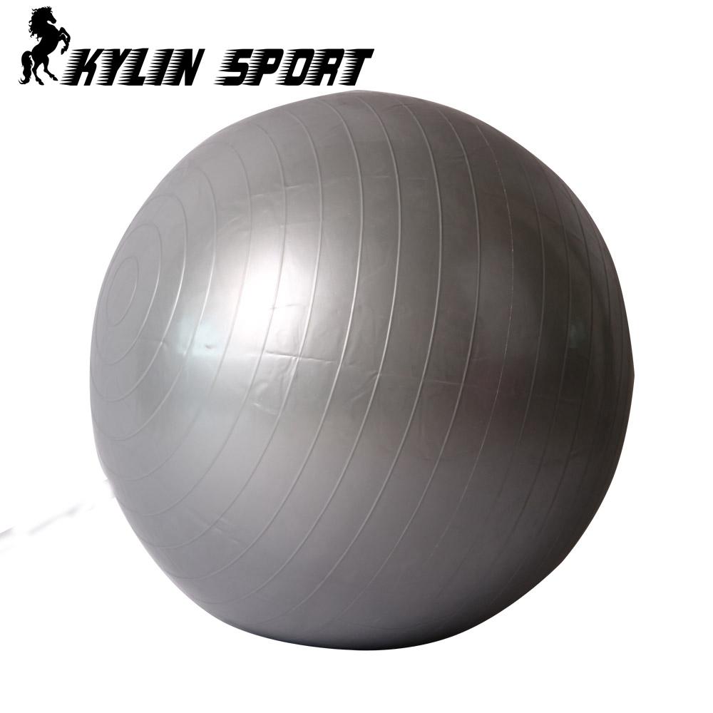 2015 new pilates gym ball exercises at home real ball 65cm for Housse ballon yoga