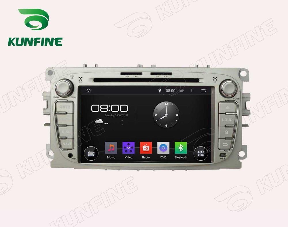 7 Inch Quad Core 1024*600 Android 5.1 Car DVD GPS Navigation Player Car Stereo for Ford Mondeo 2007-2010 with Radio 3G Wifi(China (Mainland))
