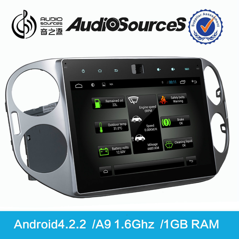 double din gps navigator in android for VW Tiguan 2013-2015(China (Mainland))