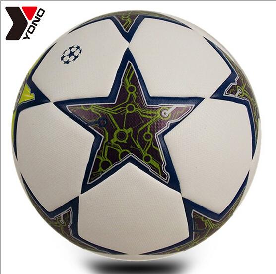 Fashion world cup classic soccer ball Pu football ball bola de futebol on sale match game professinal soccer goal(China (Mainland))