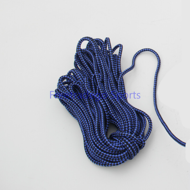 20 Meters 7MM Twisted Polyester Nylon Braided Boat Mooring Anchor Rope Line strop(China (Mainland))