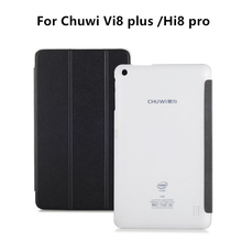 High Quality Original PU Leather Cover Protector Case 8 Inch for Chuwi Vi8 Plus Hi8 Pro Tablet for CHUWI Case Shell+Stylus Pen