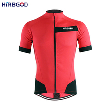 Buy HIRBGOD 2016 new design mens solid red green blue bike cycling jersey top summer short sleeve bicycle riding mtb shirt,NM315 for $13.22 in AliExpress store