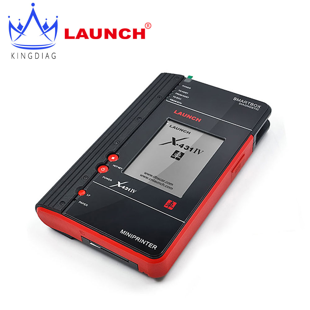 2016 New Arrival 100% Original LAUNCH X431 IV Professional Auto diagnostic tool diagun Free Update Via internet X-431 Master IV(China (Mainland))