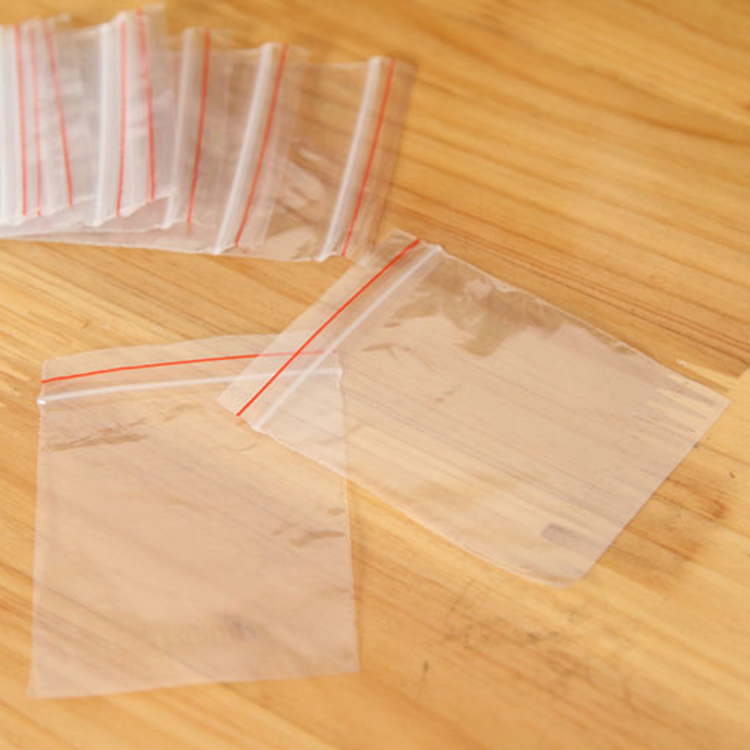 Hot Selling 500pcs/Pack Self Sealing Zip Lock Plastic Bags 4x6cm Transparent Packaging Bags Drop Shipping HG-071576(China (Mainland))