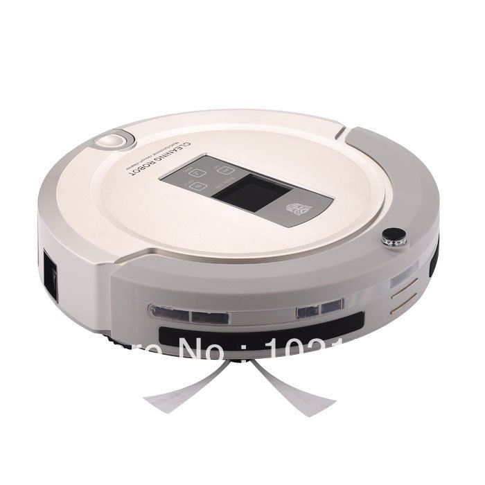 New Arrival Series Robotic Vacuum Cleaner A325 Automatically Cleaning Floor Machine(China (Mainland))