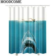 Ocean Sun Dolphin Shower Curtain 2017 New Arrival Rideau Douche Tissus  Waterproof 3d Shower Curtain(