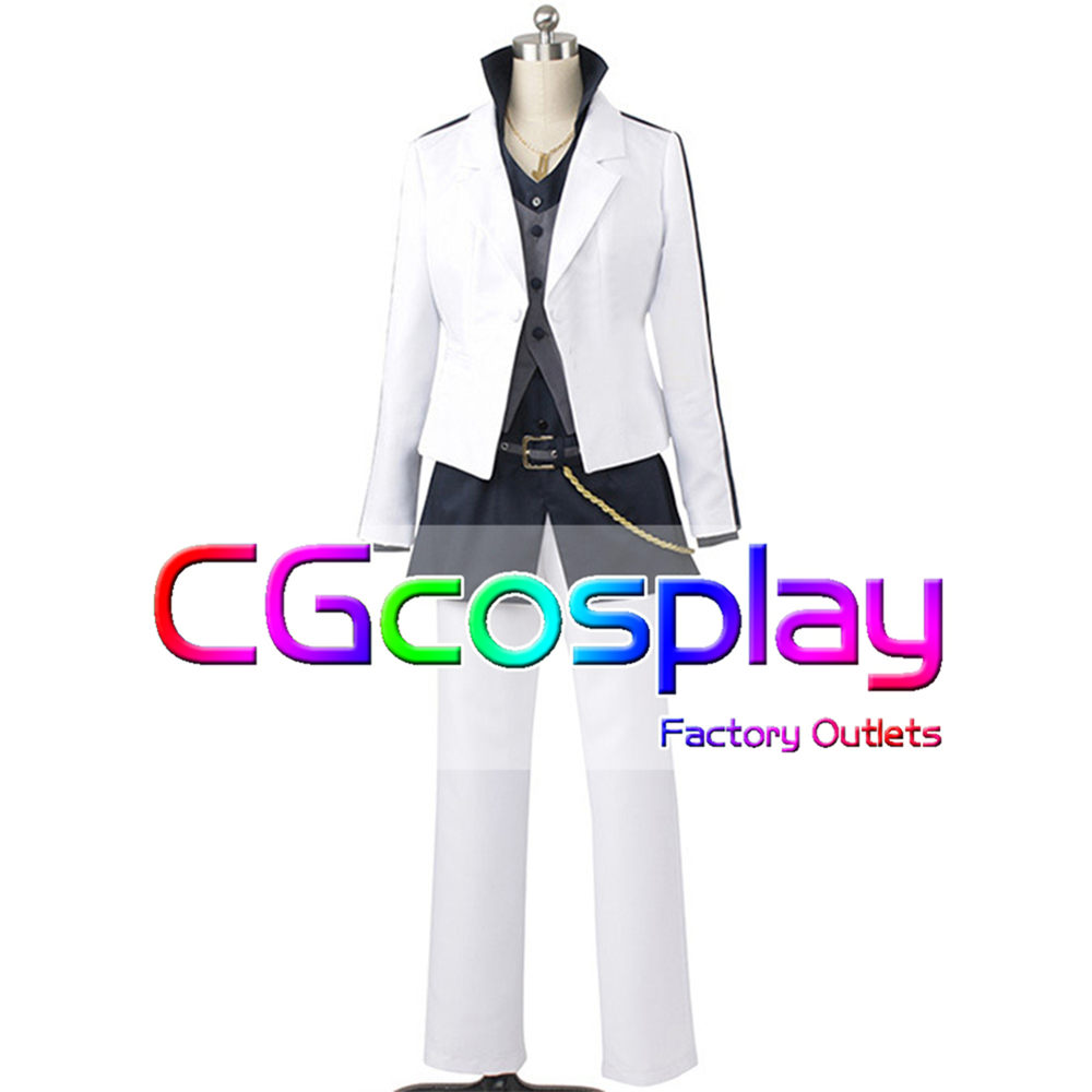 Free Shipping Cosplay Costume IDOLiSH7 Nanase Riku New in Stock Retail/Wholesale Halloween Christmas Party Uniform Any SizeОдежда и ак�е��уары<br><br><br>Aliexpress