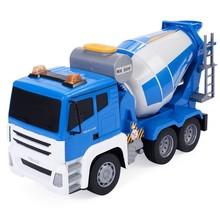 1/18 5CH Remote Control RC Camion Betoniera Bambini Grande Regalo Del Giocattolo di New Consegnare da STATI UNITI D'AMERICA(China (Mainland))