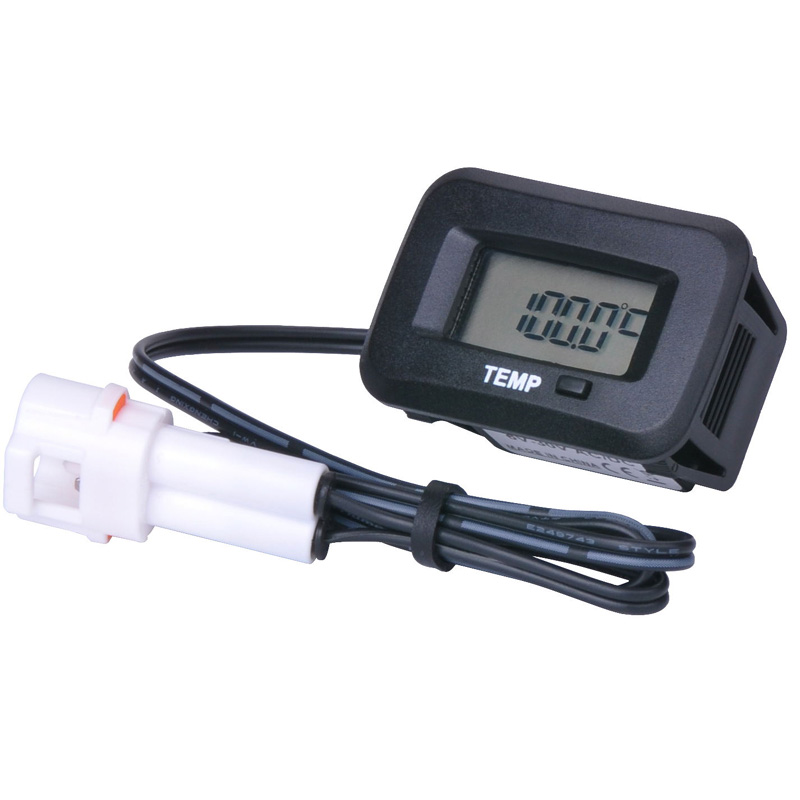 Digital waterproof Oil Tank temp sensor TEMP temperature thermometer motorcycle buggy dirt quad bike tractor ATV pit