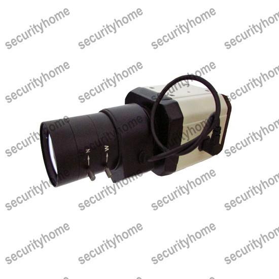 Sony CCD Vari Focal 6-60mm DC Auto IRIS 600TVL OSD CCTV Box Camera D-WDR(China (Mainland))