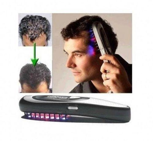 Power grow comb laser germinal comb scalp massage device hair comb germinal comb long comb(China (Mainland))
