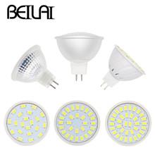 Buy 10PCS 5730 MR16 Lampada LED Lamp 220V Candle Luz Lamparas LED Spotlight Plastic Glass Aluminum MR16 LED Bulbs Light Chandelier for $10.98 in AliExpress store