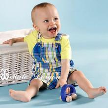 newborn baby clothing   boy cotton sport summer set  hot sale  suits for boys infant clothing  2pcs set