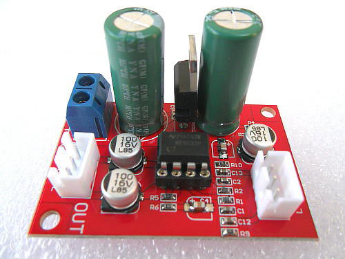 NE5532 Moving Coil Microphone Stereo Pre-amp magnetic head Phono amplifier board(China (Mainland))