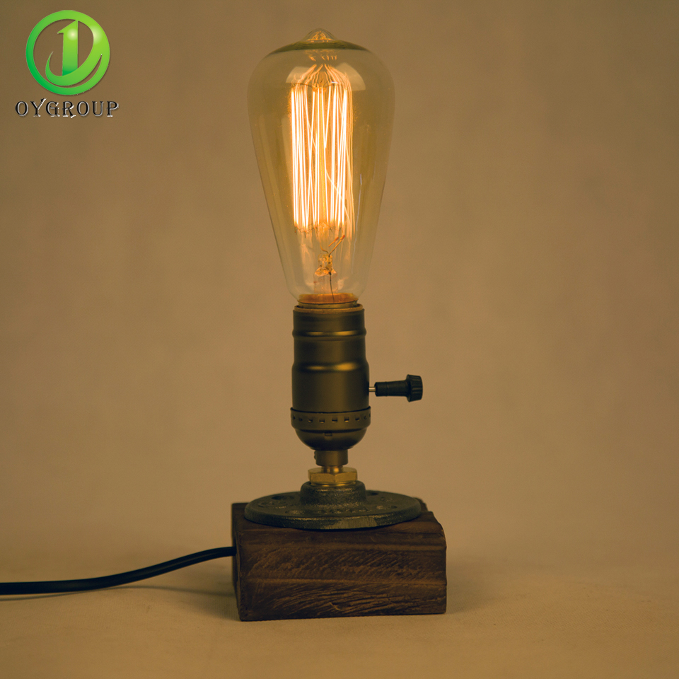 Cheap copper table lamp best inspiration for table lamp table lamp wood base light dimmer switch control desk lamps geotapseo Images