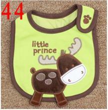 Baby Bibs Cotton Bandana Bibs Infant Babador Saliva Bavoir Towel baberos bebes Babadores Newborn Baby Girls Boys 3pcs/lot  xwd44