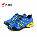 2017 Waterproof New design Durable Climbing Fashion Men Shoes Spring Autumn Shockproof Absorption Male Casual Shoes