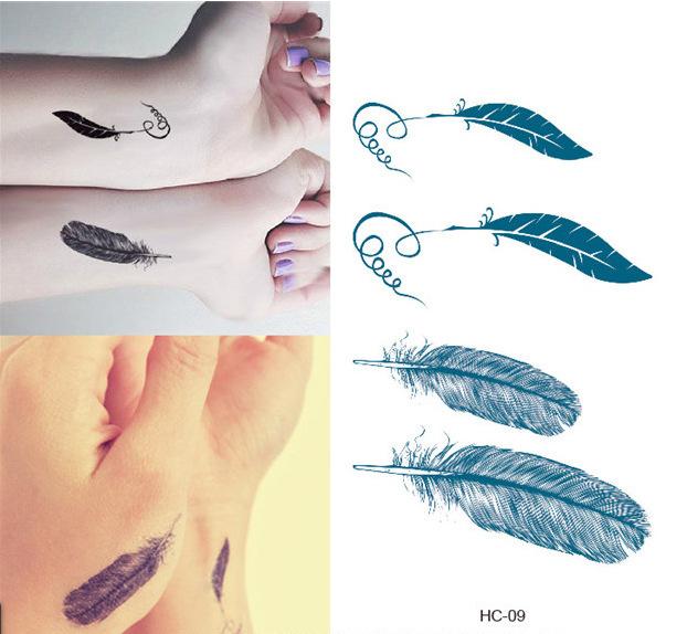 Гаджет  Tattoo stickers tattoo stickers, tattoo sticker fashion Waterproof tattoo stickers tattoo stickers CH09 None Красота и здоровье