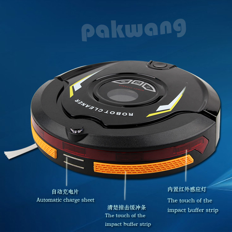 robot mopping the floor machine intelligent household silent vacuum cleaner,machine dry wash car(China (Mainland))