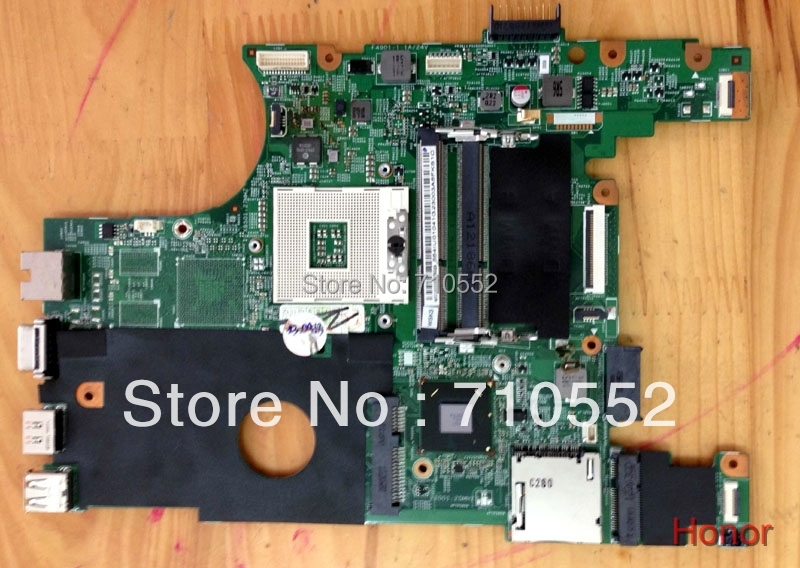 Post air mail free shipping for Dell Vostro 1450 V1450 Laptop motherboard mainboard verified working<br><br>Aliexpress