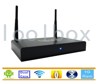 2014 China supplier Android tv box Duad Core HD wifi IPTV set top box(China (Mainland))