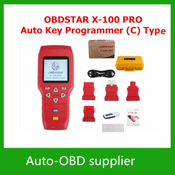 Update Version OBDSTAR X 100 PRO Auto Key Programmer (C ...