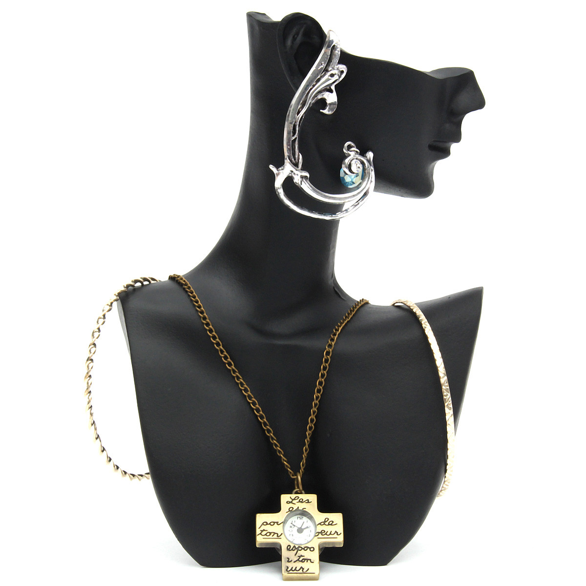 Jewellery Stand Designs : New design jewelry display stand bust for necklace