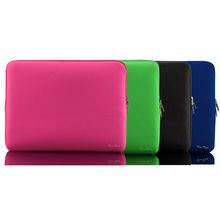 "For MacBook Air Pro Retina 13.3"" Portable Zipper Soft Sleeve 13 inch Protective Laptop Bag Case Ultrabook Notebook Lightweight(China (Mainland))"