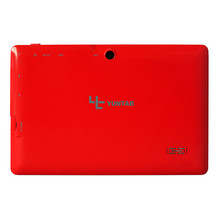 7 inch AllWinner A33 Tablet PC Q88 512RAM 8GB ROM Android 4 4 OTG WIFI Quad
