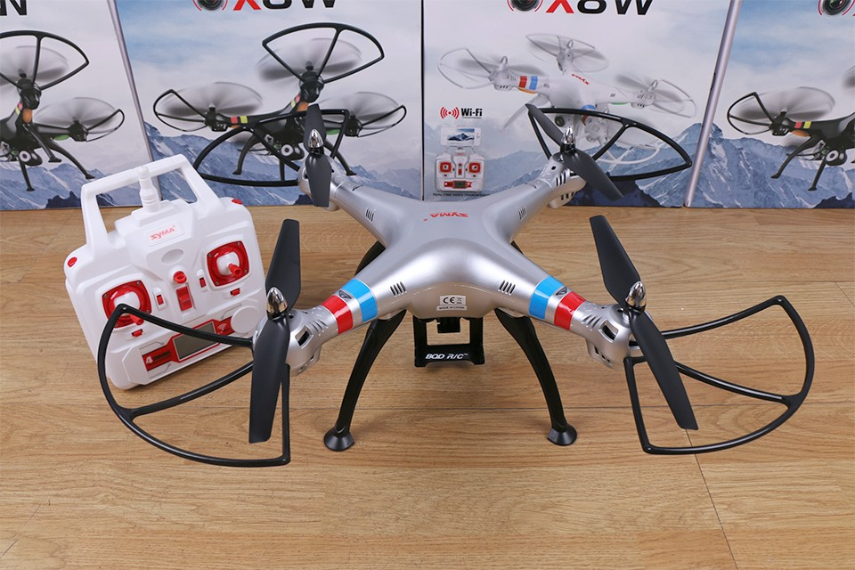 SYMA X8 X8W RC Drone NO Camera 6-Axis RC Helicopter Quadcopter Can Fit Gopro or Xiaoyi Camera VS Syma X8G X8HW X8HG