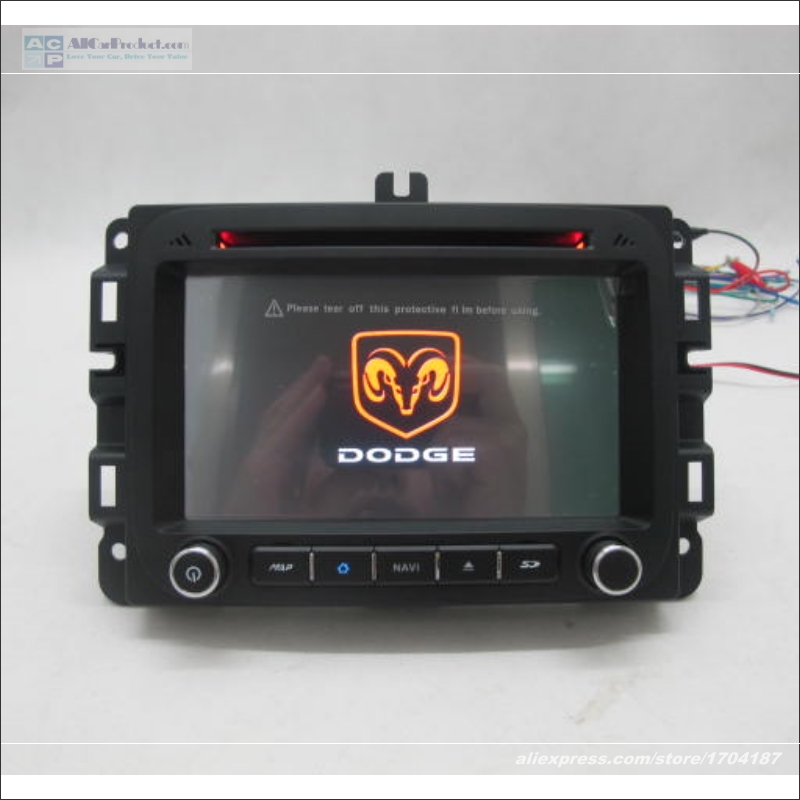 For Dodge Ram 1500 2500 3500 Pick Up 2010~2016 - Car Radio DVD Player GPS Navigation Wince & Android System(China (Mainland))