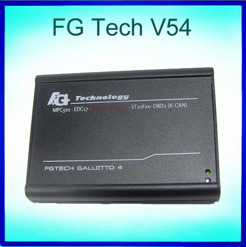 2015 Novel Item & Promotion FGTech Galletto 4 Master v54 FG Tech V54 More Powerful Than FGTech v53 v52(China (Mainland))