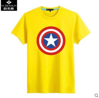 Người đàn ông tee áo thun tops nam thể thao logo dấu lính mỹ tuyệt vời jersey 5XL 6XL tuổi teen mát football cơ bản vệ(China (Mainland))