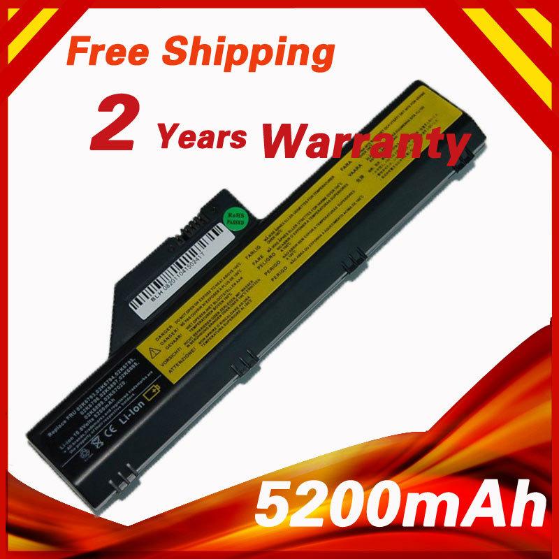5200mAh Laptop Battery For IBM ThinkPad A30 A30P A31 A31P 02K67020 02K6794 02K6795 02K6796 02K6867 02K6897 02K6898 02K7020(China (Mainland))