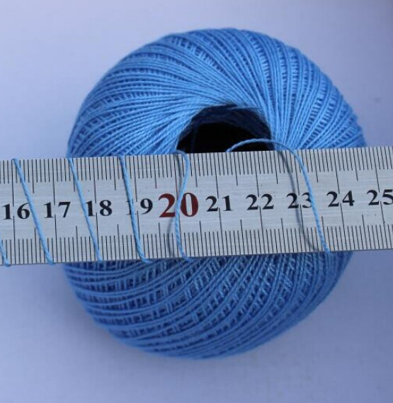 250g/lot cheap lace yarn for knitting crochet Cotton laine a tricoter thread Hand Crocheting DIY In the summer sweater t49(China (Mainland))